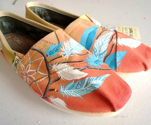 toms and feathers image