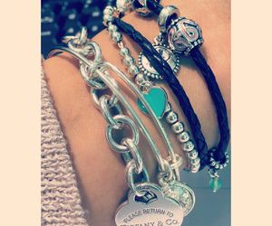 arm, jewelry, and alex and ani image