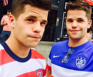 twins, max carver, and the leftovers image