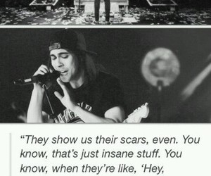 vic fuentes, pierce the veil, and quote image