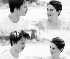 beautiful couple, Shailene Woodley, and shansel image