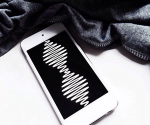 arctic monkeys, iphone, and music image