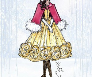 disney, belle, and hayden williams image
