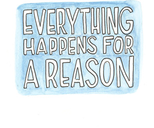 quote, reason, and everything image