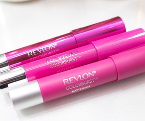 revlon, pink, and beauty image