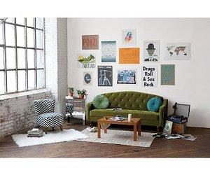 art display, living room, and photography image