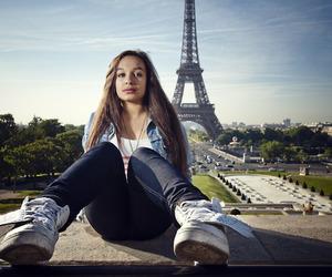 adidas, eiffel tower, and girl image