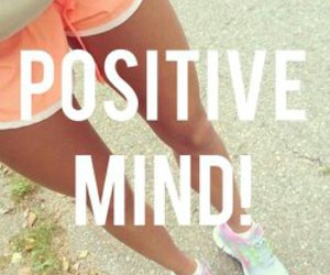 positive, fitness, and workout image