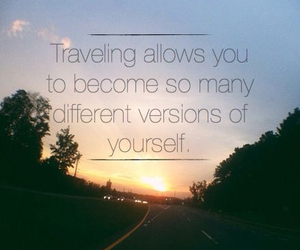quote, travel, and inspiration image