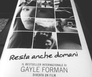 gayle forman and resta anche domani image