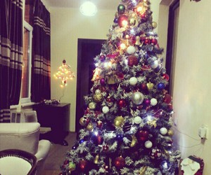 beautiful, christmas, and happy new year image