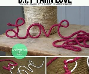 diy, love, and creative image