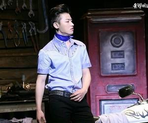 block b and u-kwon image