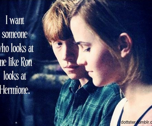 harry potter, hermione granger, and romione image
