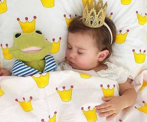 baby, cute, and princess image