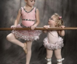 ballet, baby, and child image