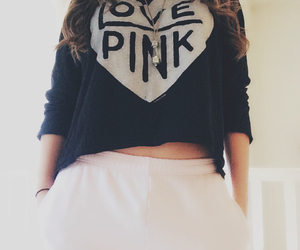 clothes, comfy, and pink image