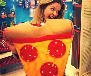 pretty little liars, pll, and pizza image