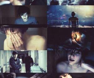 Collage, jakub gierszal, and sala samobójców image
