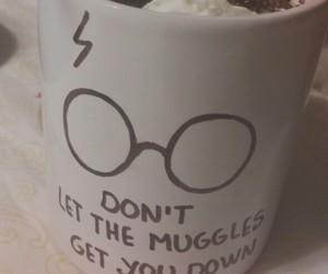 diy, harry potter, and mug image