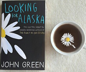 daisy, john green, and looking for alaska image