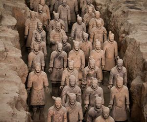china, terra cotta, and 🇨🇳 image