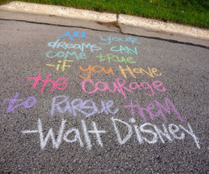 walt disney, quotes, and disney image