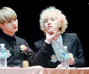 hansol, b-joo, and hanjoo image