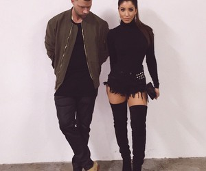 boots, fashion, and couple image