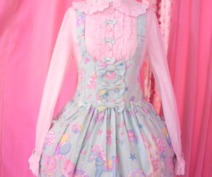 dress, japanese, and lolita image