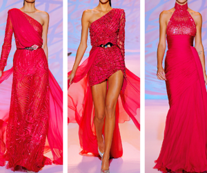 Couture, dresses, and fashion image