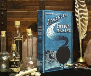 books, hermione, and poison image