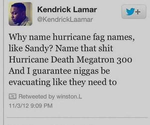 funny, quote, and hurricane image