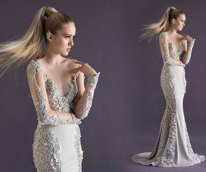 beautiful, paolo sebastian, and dress image