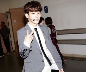 Chen, exo, and exo m image