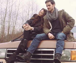 colin o'donoghue, the words, and christina perri image
