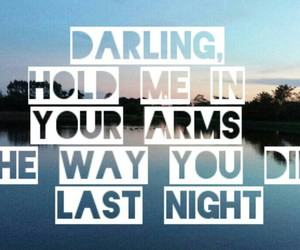 darling, Letter, and music image