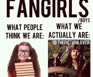 book, fangirls, and fangirl image