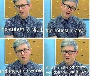 one direction, tyler oakley, and liam payne image
