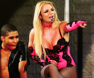britney spears, femme fatale tour, and Hot image