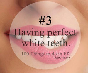 3, white, and teeth image