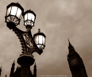 Big Ben, europe, and gb image