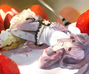 vocaloid, yuzuki yukari, and anime girl image