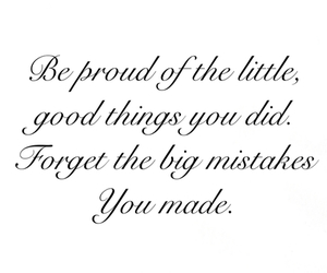 quotes, proud, and life image