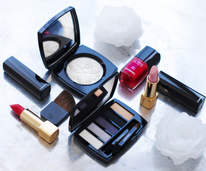 chanel and makeup image
