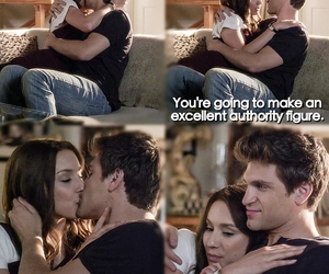spencer, toby, and pll image