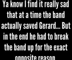 bands, frank iero, and gerard way image