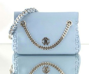 Roberto Cavalli, collection 2015, and luxury chic style bag image