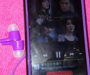 Korean Drama, ost, and missing you image