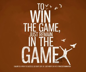 quote, win, and game image